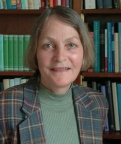 Photo of Sarah Broadie